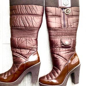 Baby Phat Heeled  High Boots